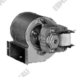Центробежный вентилятор ebmpapst RLF67/3800A19-3015LH-410 nu