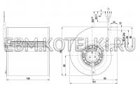 ebmpapst D2E097-BI56-02