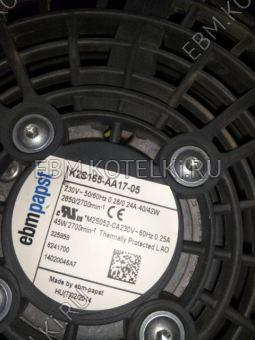 Центробежный вентилятор ebmpapst K2S165-AA17-05