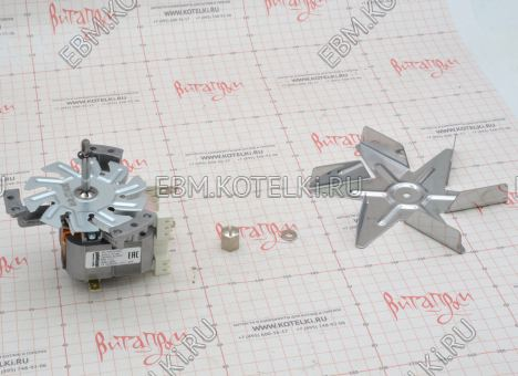 Центробежный вентилятор ebmpapst RRL152/0020A92-3030LH-197apy