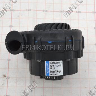 Центробежный вентилятор ebmpapst RV 45-3/22S