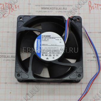 Компактный вентилятор ebmpapst 4118 N/2H4P